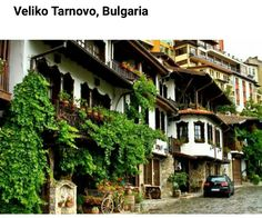 This little place is nestled in a valley in northern Bulgaria. Veliko Tarnovo is undoubtedly one of the most agreeable places on the Bulgarian Black Sea Coast, often called the Bulgarian Riviera. It's as beautiful as France, but here a bottle of wine will cost you just 80 cents, whilst an apartment will cost $200 a month to rent. The population is just 200,000. The only downside is that the city's infrastructure could do with some improvements.