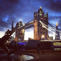 Tower Bridge nel London, Greater London