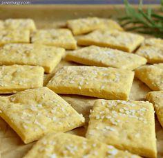 Related posts: Socca (French Chickpea Flour Crepe, GF & V) Almond Flour Crackers {Grain-free, Vegan, Paleo} Super Green Falafel {V + GF + Grainfree} Grain-Free Baked Spaghetti Minis {vegan+glutenfree} Protein Foods, High Protein, Protein Power, Protein Cake, Protein Muffins, Protein Cookies, Protein Recipes, Healthy Crackers, Homemade Crackers