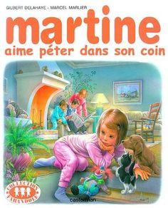 """""""Martine"""" débarque à la télé en version animée pour la première fois. L'occasion de revenir sur le petit buzz qui avait eu lieu il y a quelques années (déjà) sur les """"Martine"""" détournés. Oh, elle est"""