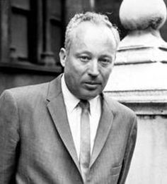 """Novelist Leon Uris was known for his historical fiction and the deep research that went into his novels. His two bestselling books were Exodus  and Trinity.  Born in Baltimore, he was the son of Wolf William and Anna (Blumberg) Uris. His father, a Polish immigrant, was a paperhanger, then a storekeeper. His father spent a year in Palestine after World War I before entering the United States. He derived his surname from Yerushalmi, meaning """"man of Jerusalem."""""""