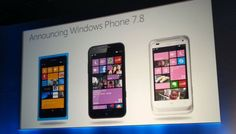 Features of Windows Phone 7.8