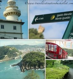 Travel Destination:  San Sebastian