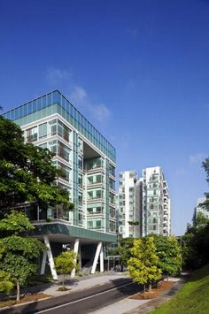One North Residences in Singapore, Singapore
