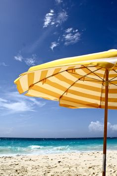 Keep calm, and think of the beach.