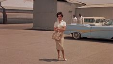 """Elizabeth Taylor in """"Cat on a Hot Tin Roof"""""""