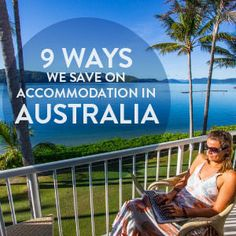 Need tips on how to save on accommodation in Australia so you can travel more? Check out these top 9 tips for saving on Australian accommodation Places To Travel, Places To See, Travel Destinations, 30 Before 30, Australia Trip, Lets Run Away, Best Memories, Camping Ideas, Dream Vacations