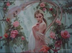 Sensual Arts by Svetlana Valueva Mystical World, Aradia, Sacred Feminine, Images And Words, Natural Forms, Figurative Art, Female Art, Art Pictures, Fashion Art
