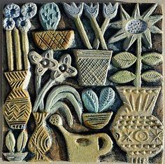 回 Tile o Phile 回  pots and plants max