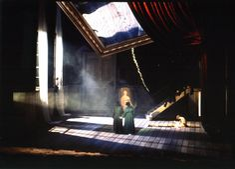 Roni Toren Stage Design - Les Contes D'Hoffmann / Offenbach 2000 - Antwerp –Belgium / 2012 – Toronto -Canada Conductor : Jean Claude Casadesus Director : David McVicar set : Roni Toren Costumes : Briggite Reiffenstuel Lighting : Tina Machugh