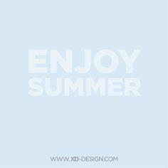 Enjoy Summer - by XD Design