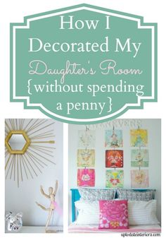 Wall Decor Ideas {for free} - Up to Date Interiors