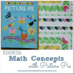 Reinforcing Math Concepts with Picture Pie