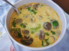 365 días de lenta cocción: cocción lenta Receta de Sopa Fácil de coco tailandés con Lemongrass