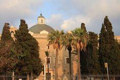 Templar's church, Mount Carmel, Haifa