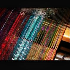 More #DorothyLiebes love. #textiles #weaving #design