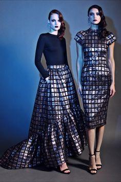 Christian Siriano, pre-autumn/winter 2015 fashion collection
