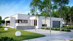 Projekt domu HomeKONCEPT-73 | HomeKONCEPT