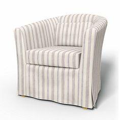 tullsta housse de fauteuil avec passpoil fauteuils pinterest les tissus housses et fauteuils. Black Bedroom Furniture Sets. Home Design Ideas