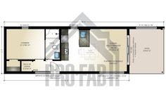 Pro-Fab   Constructeur de maisons modulaires, usinées, préfabriquées   Modèle Eldorado