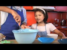 Sesame Street: Healthy Cookie - YouTube