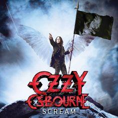OZZY OSBOURNE - scream