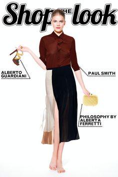 Shop the Look - Vogue.it