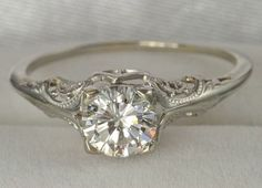 breathtaking engagement ring