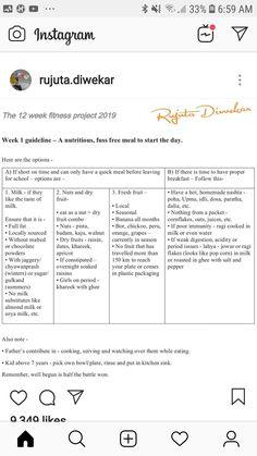 blog sul programma dietetico rujuta diwekar
