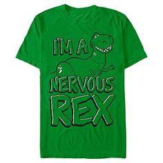 Disney Toy Story Nervous Rex Pixar Movie t Shirt 3XL Pixar http://www.amazon.com/dp/B01BUGQYO8/ref=cm_sw_r_pi_dp_wIR5wb02GHGNE