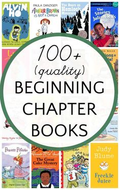 Early Chapter Books for Kids