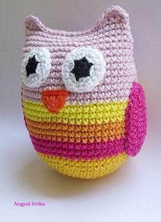 Crochet Owl