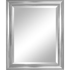 Silver Framed Bathroom Mirrors visby wall mirror, silver | mirrors | pinterest | wall mirrors