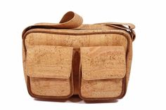 MEDIUM SHOULDER BAG WOMEN´S CORK NATURAL ORIGINAL GENUINE PORTUGUESE KORK LIÈGE #Handmade #ShoulderBag