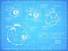 Ancient mechanism blueprint blueprint pinterest zombie bunnies blueprint tease malvernweather Image collections