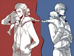 K Project ~~ Their inner children KNOW what the want, but their older selves are in the way.