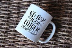 A mug for when you don't want to be bothered