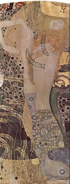 Farfalle eterne: Le donne di Klimt
