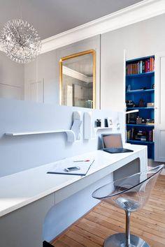 miniature Appartement de type haussmannien, Bordeaux, Daphné Serrado - architecte d'intérieur