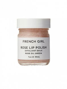 French Girl Rose Lip Polish Acne Face Wash, Acne Skin, Acne Scars, La Face, Lip Moisturizer, Facial Care, Facial Diy, Facial Masks, Face Skin Care