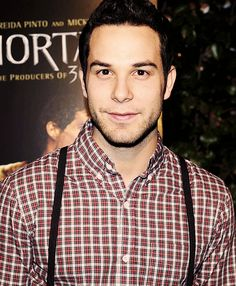 Skylar Astin. Nothing like a man who can sing