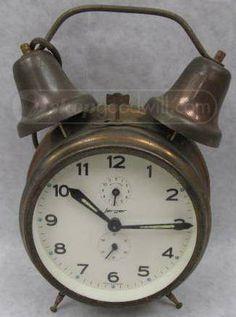 shopgoodwill.com: Vintage Jerger Alarm Clock