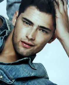 Sean O'Pry | Modelo mais bem sucedido do mundo * Figura no Top 50 do site models.com