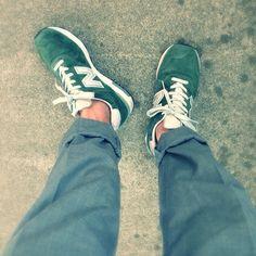 New Balance sneakers fashion men tumblr