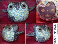 twit twooo by weebird on DeviantArt Sewing Kit, Recycled Fabric, Piggy Bank, Recycling, Coin Purse, Deviantart, Wallet, Bags, Handbags