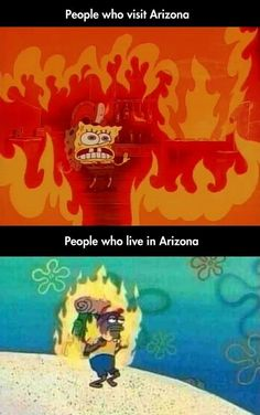 Sums Up Living In Arizona#funny #lol #lolzonline