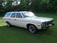 1973 AMC Matador Station Wagon