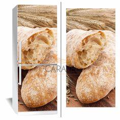 Αυτοκόλλητο Ψυγείου ΨΩΜΙ Bread, Food, Brot, Essen, Baking, Meals, Breads, Buns, Yemek