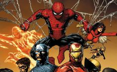 Rumor Mill: Spider-Man Might Join the Fight in Avengers: Infinity War