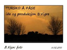 Tursko å påse -BV læse på Jærsk - YouTube